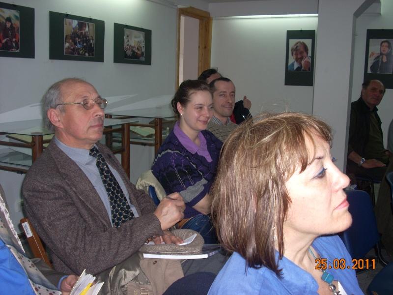 Sărbătoarea poeziei la Iaşi editia a XVIII-a-martie 2011 Sarbat68