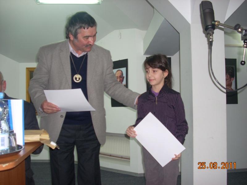 Sărbătoarea poeziei la Iaşi editia a XVIII-a-martie 2011 Sarbat70