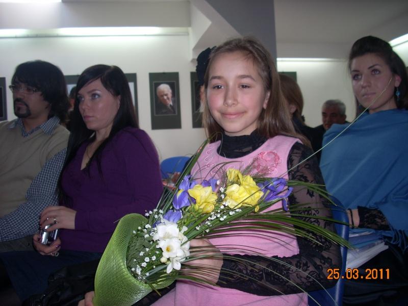 Sărbătoarea poeziei la Iaşi editia a XVIII-a-martie 2011 Sarbat72