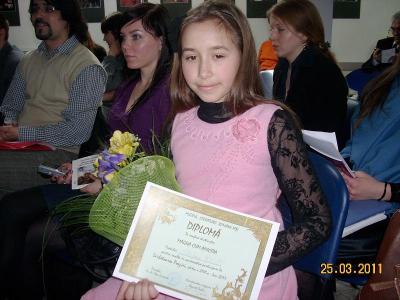 Sărbătoarea poeziei la Iaşi editia a XVIII-a-martie 2011 Sarbat73