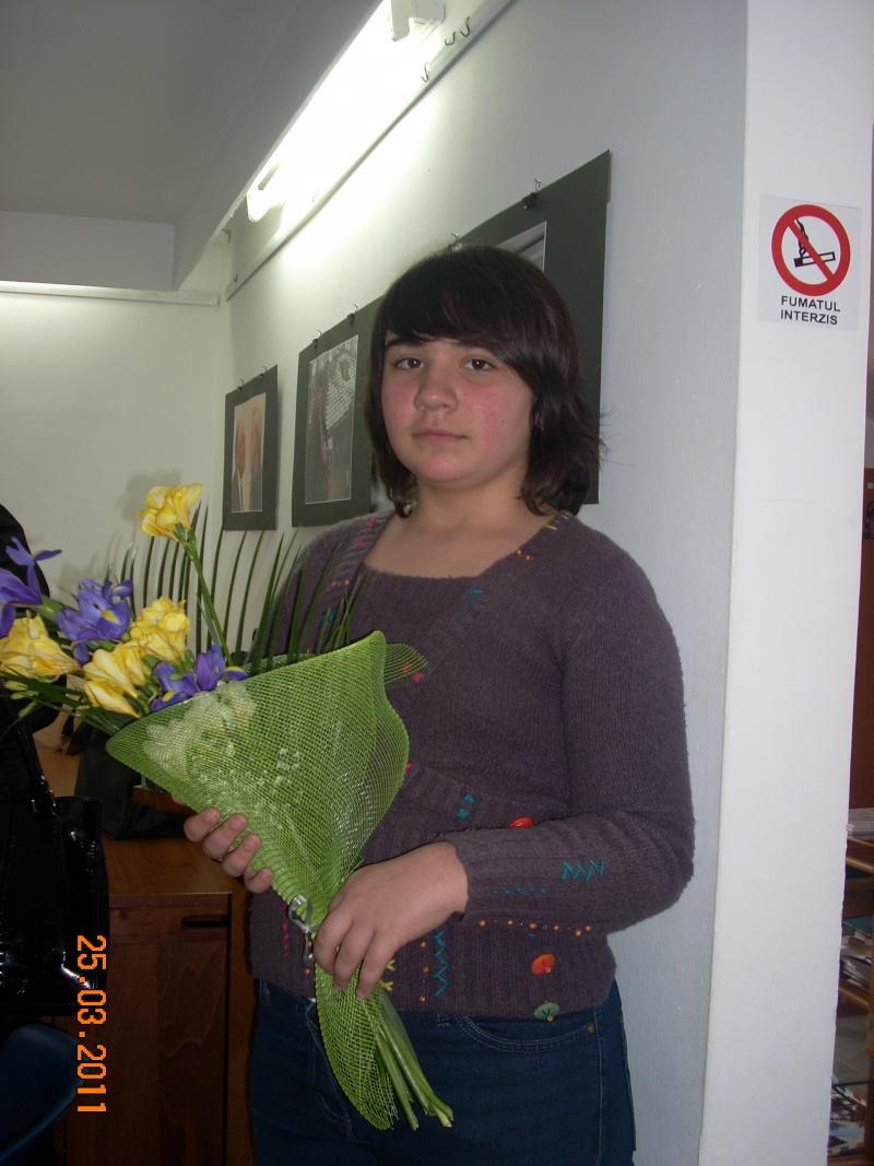 Sărbătoarea poeziei la Iaşi editia a XVIII-a-martie 2011 Sarbat74