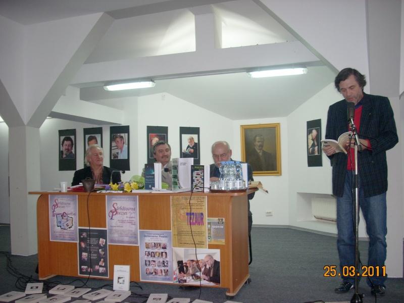 Sărbătoarea poeziei la Iaşi editia a XVIII-a-martie 2011 Sarbat75