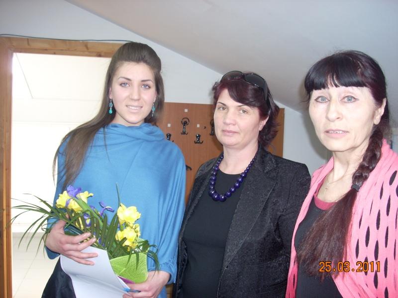 Sărbătoarea poeziei la Iaşi editia a XVIII-a-martie 2011 Sarbat78