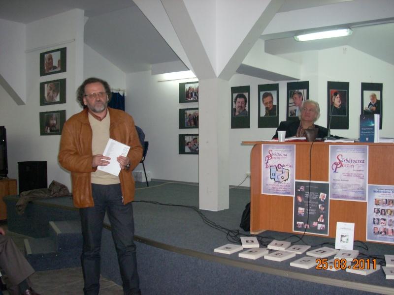 Sărbătoarea poeziei la Iaşi editia a XVIII-a-martie 2011 Sarbat79
