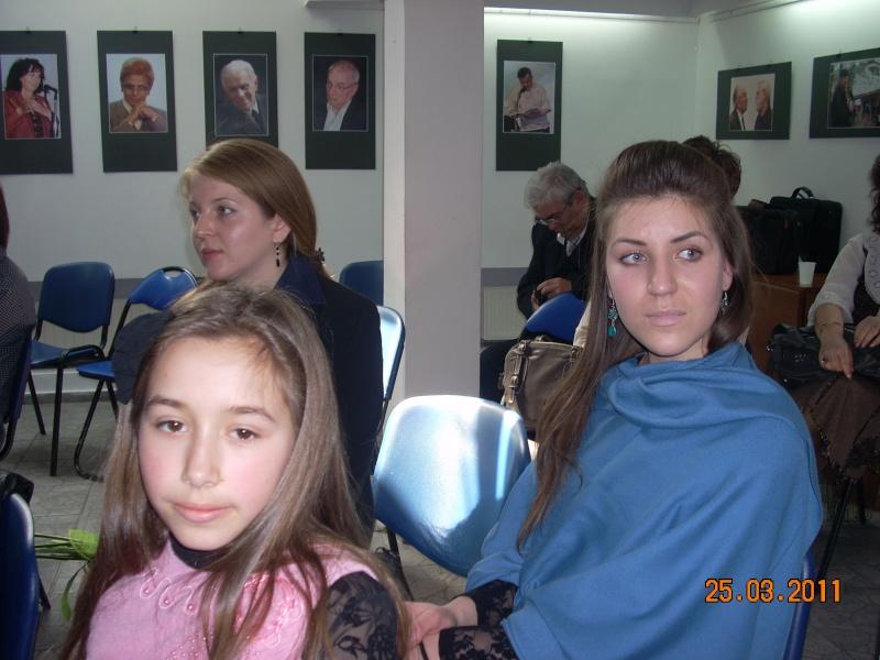 Sărbătoarea poeziei la Iaşi editia a XVIII-a-martie 2011 Sarbat81