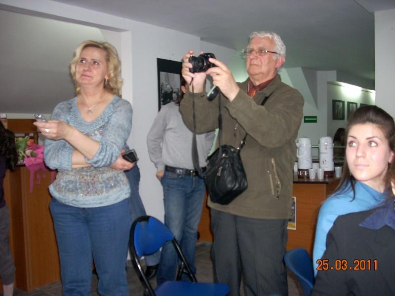 Sărbătoarea poeziei la Iaşi editia a XVIII-a-martie 2011 Sarbat83