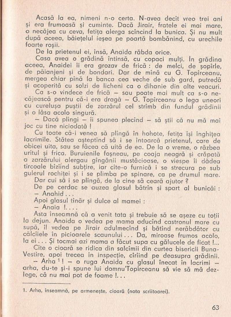 """Baladă pentru chiriaşul grăbit""""–125 de ani de la naşterea poetului Scan0038"""