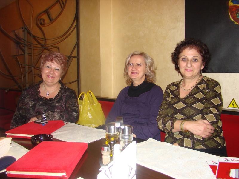"""11 Decembrie 2010- Sedinta a VIII-a a Cenaclului U.P.-Lansare de carte """"Dincolo de cer""""-Violetta Petre Seara_22"""