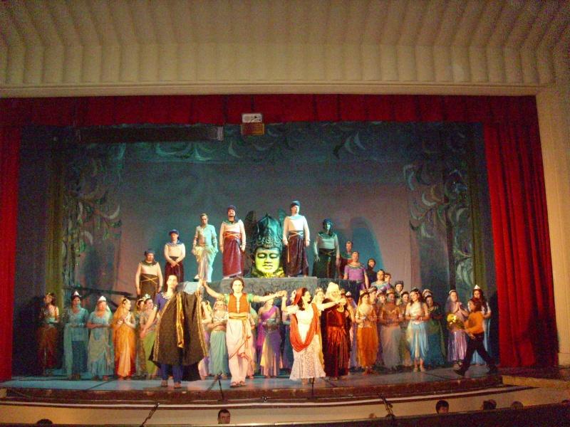 Seara de opera-Pescuitorii De Perle de Bizet T210