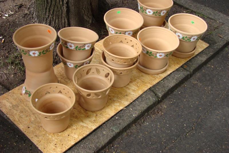 Targul de Arta Ceramica Cucuteni 5000-iunie 2010 Targul14