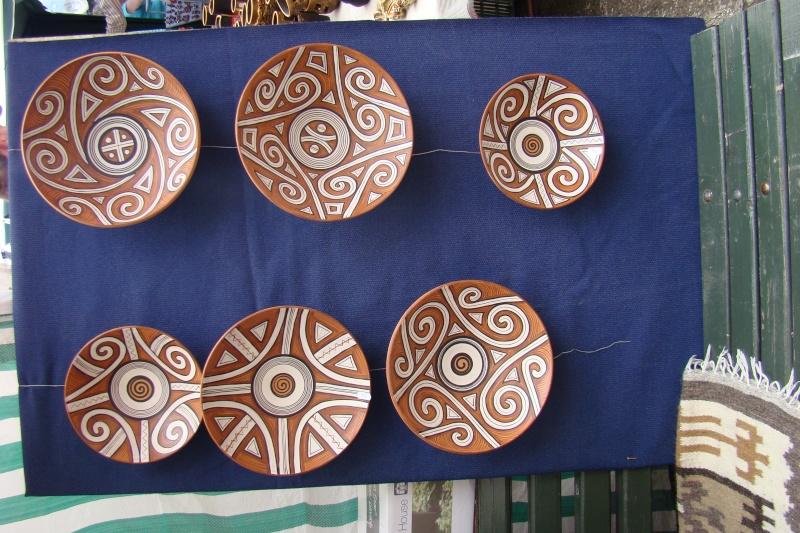 Targul de Arta Ceramica Cucuteni 5000-iunie 2010 Targul18