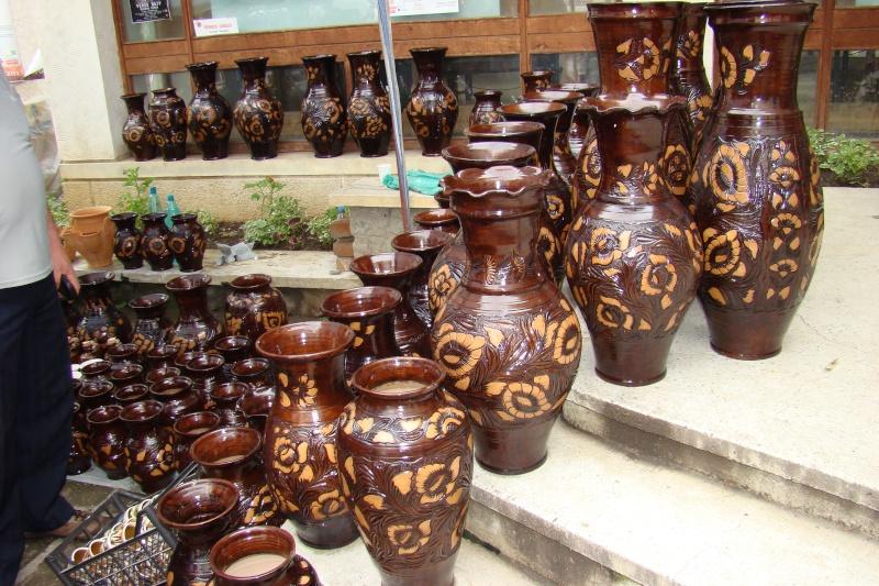 Targul de Arta Ceramica Cucuteni 5000-iunie 2010 Targul22