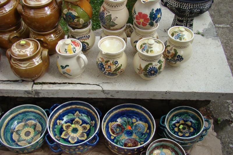 Targul de Arta Ceramica Cucuteni 5000-iunie 2010 Targul34