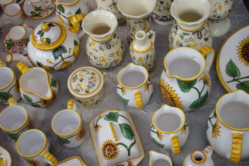 Targul de Arta Ceramica Cucuteni 5000-iunie 2010 Targul38