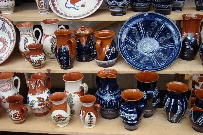 Targul de Arta Ceramica Cucuteni 5000-iunie 2010 Targul42