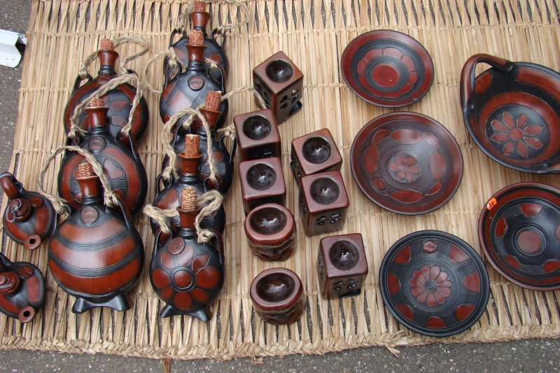 Targul de Arta Ceramica Cucuteni 5000-iunie 2010 Targul47