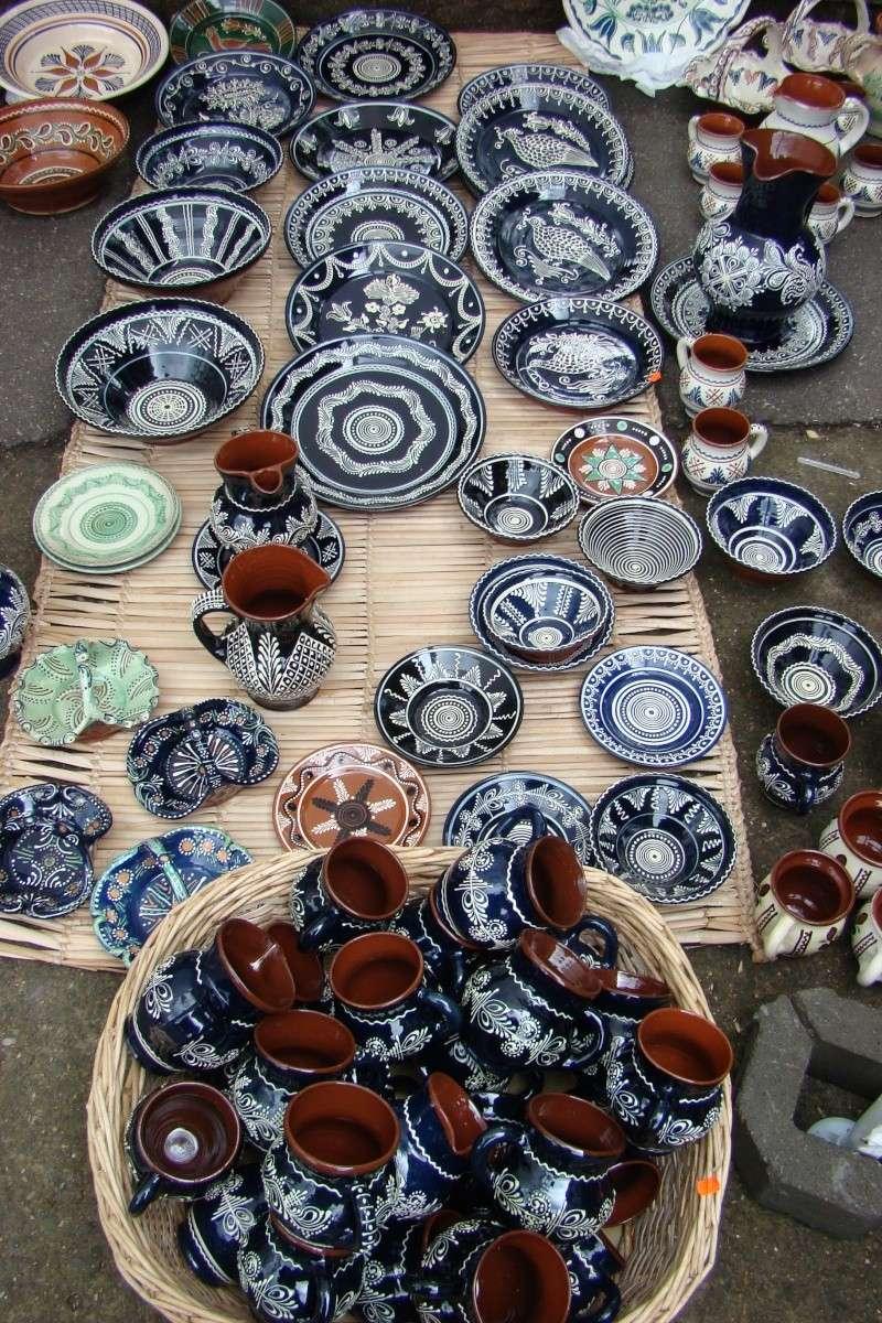 Targul de Arta Ceramica Cucuteni 5000-iunie 2010 Targul51