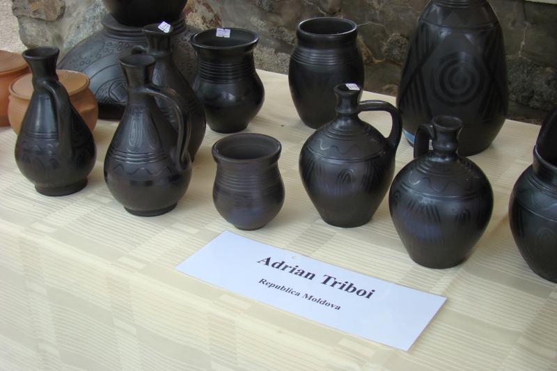 Targul de Arta Ceramica Cucuteni 5000-iunie 2010 Targul54