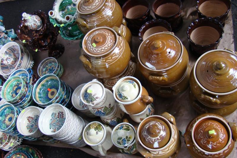 Targul de Arta Ceramica Cucuteni 5000-iunie 2010 Targul55