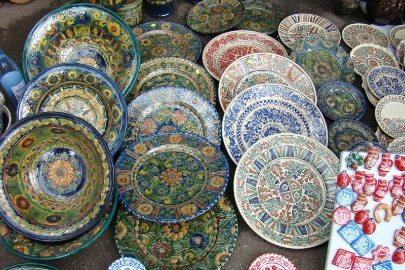 Targul de Arta Ceramica Cucuteni 5000-iunie 2010 Targul67