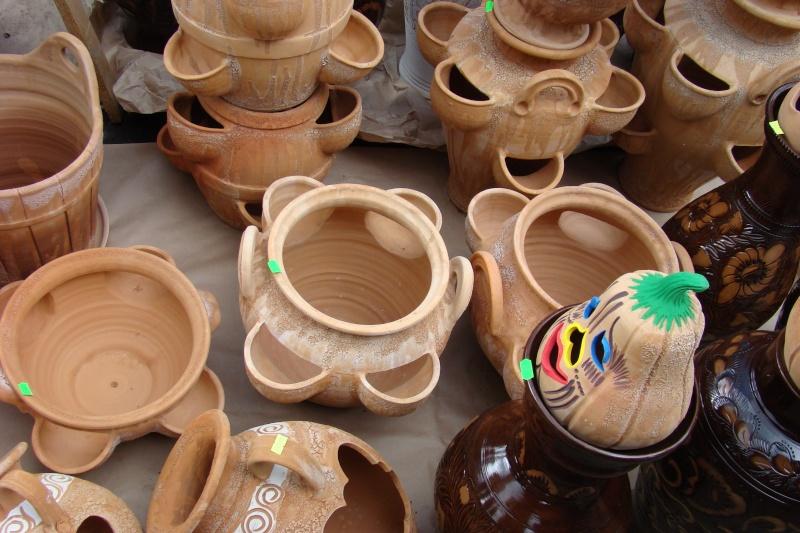 Targul de Arta Ceramica Cucuteni 5000-iunie 2010 Targul69
