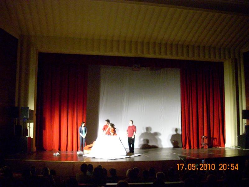 EUROART- Festival de teatru -Editia 2010-Iasi Teatru21
