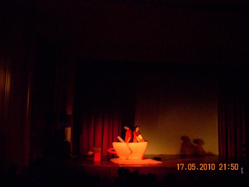 EUROART- Festival de teatru -Editia 2010-Iasi Teatru23