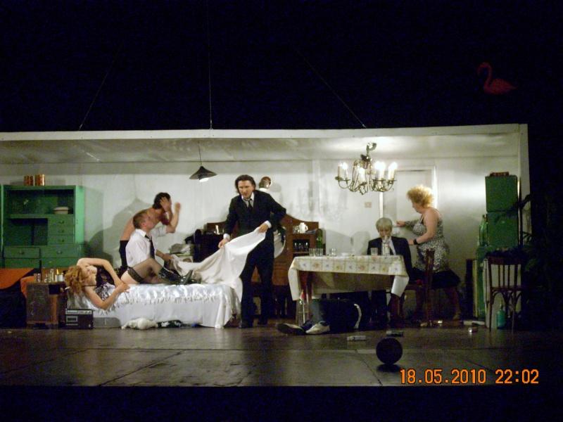 EUROART- Festival de teatru -Editia 2010-Iasi Teatru31