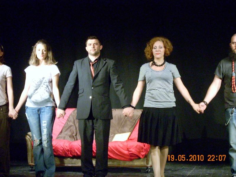 EUROART- Festival de teatru -Editia 2010-Iasi Teatru43