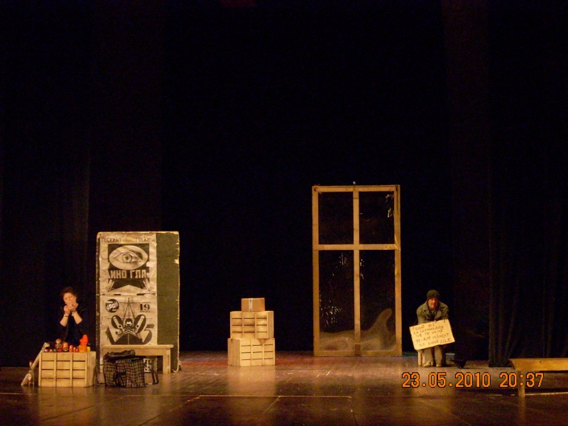 EUROART- Festival de teatru -Editia 2010-Iasi Teatru78