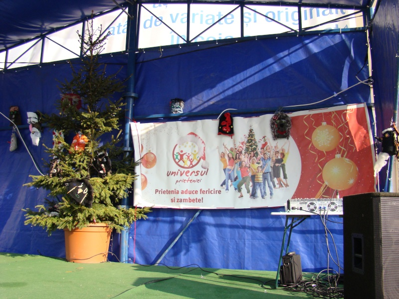 TRADIŢII PE ULIŢA LĂPUŞNEANU-19 decembrie 2010. Tradit30