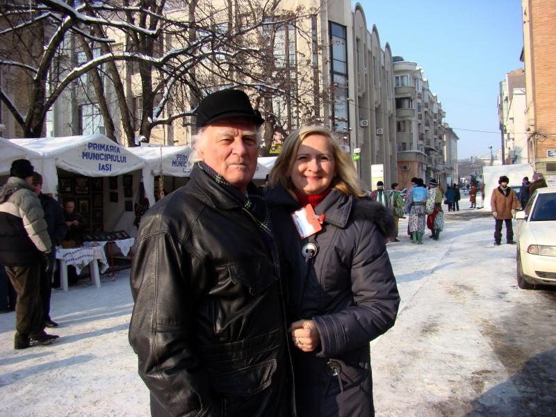 TRADIŢII PE ULIŢA LĂPUŞNEANU-19 decembrie 2010. Tradit34