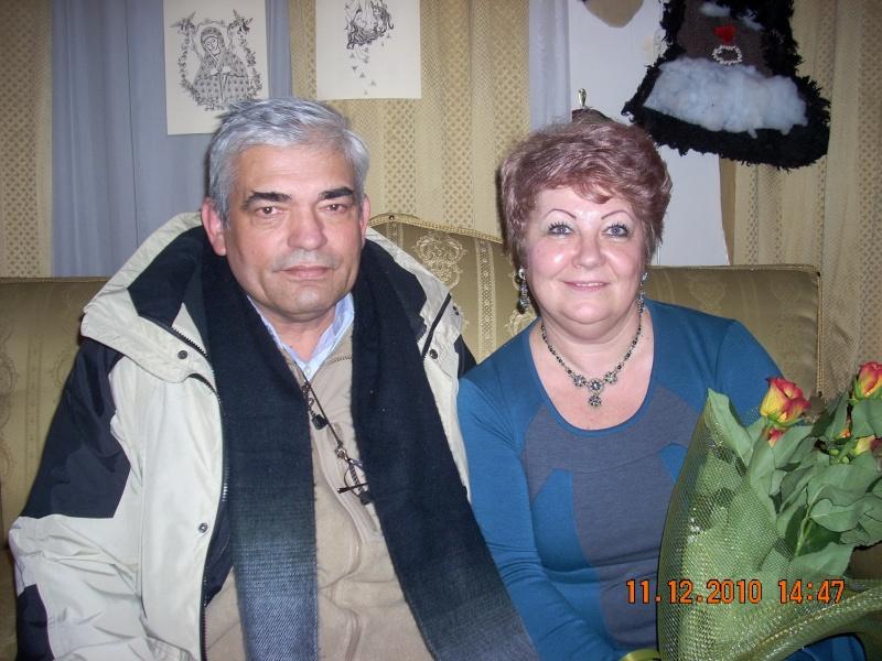 """11 Decembrie 2010- Sedinta a VIII-a a Cenaclului U.P.-Lansare de carte """"Dincolo de cer""""-Violetta Petre Violet13"""