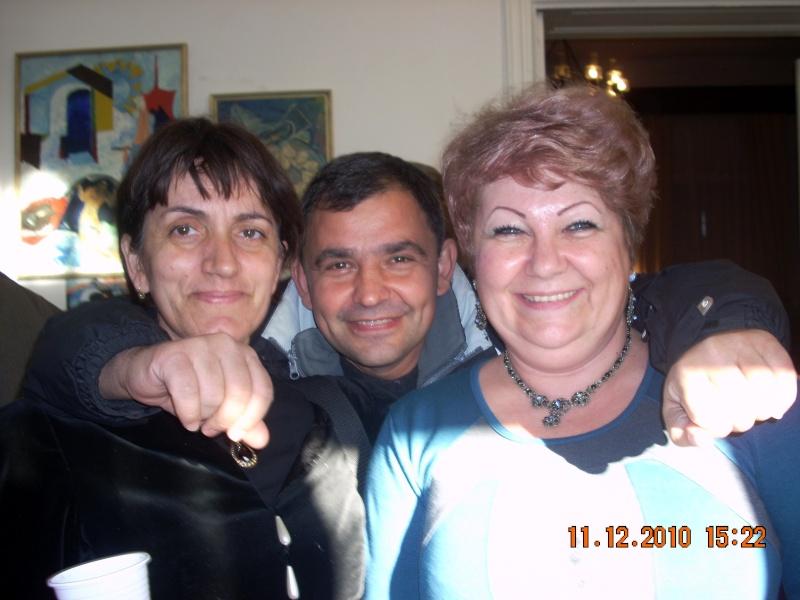 """11 Decembrie 2010- Sedinta a VIII-a a Cenaclului U.P.-Lansare de carte """"Dincolo de cer""""-Violetta Petre Violet27"""
