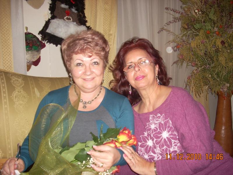 """11 Decembrie 2010- Sedinta a VIII-a a Cenaclului U.P.-Lansare de carte """"Dincolo de cer""""-Violetta Petre Violet31"""
