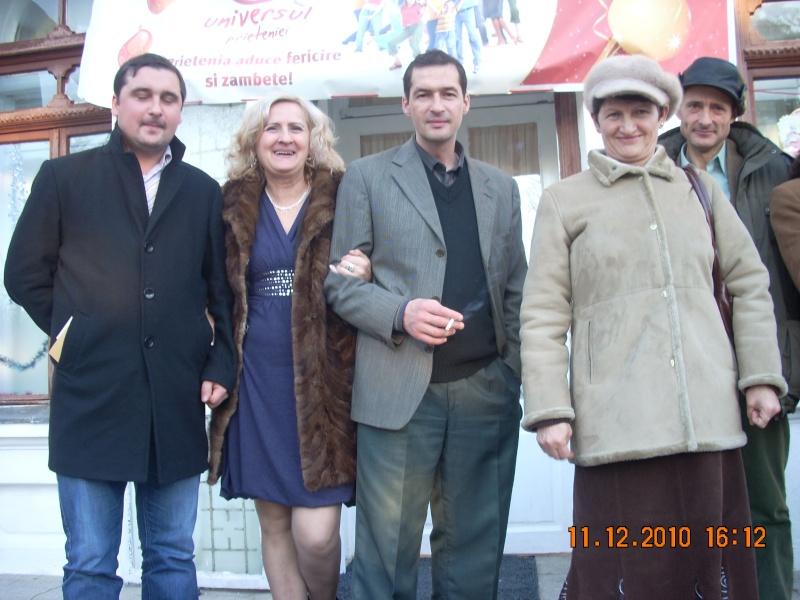 """11 Decembrie 2010- Sedinta a VIII-a a Cenaclului U.P.-Lansare de carte """"Dincolo de cer""""-Violetta Petre Violet33"""