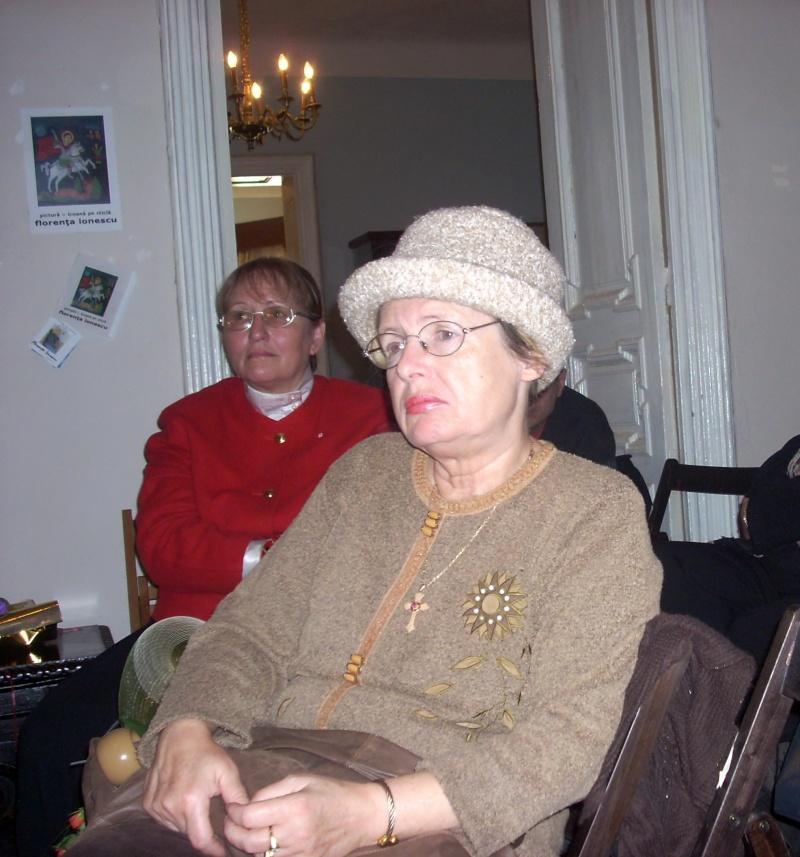 """11 Decembrie 2010- Sedinta a VIII-a a Cenaclului U.P.-Lansare de carte """"Dincolo de cer""""-Violetta Petre Violet77"""