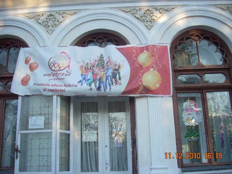 """11 Decembrie 2010- Sedinta a VIII-a a Cenaclului U.P.-Lansare de carte """"Dincolo de cer""""-Violetta Petre Violet80"""