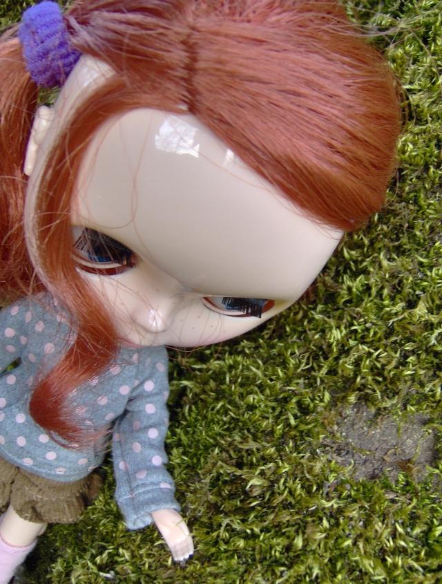[Blythe - Friendly Freckles] Mandarine: variations... p2 Hpim1317