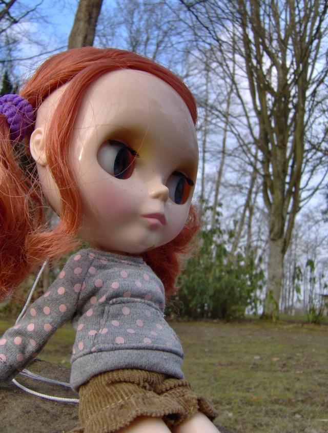 [Blythe - Friendly Freckles] Mandarine: variations... p2 Hpim1321