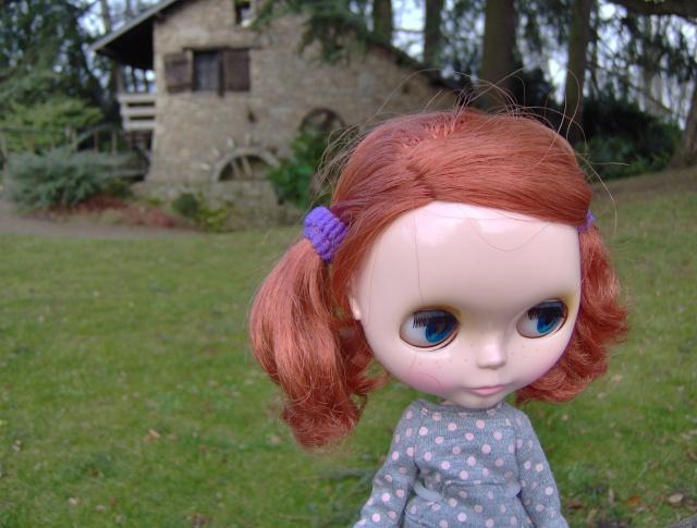 [Blythe - Friendly Freckles] Mandarine: variations... p2 Hpim1324