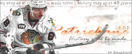 Chicago Blackhawks. Patric14