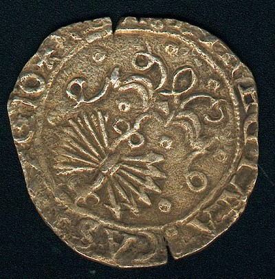 ESPAGNE - ROYAUME D'ESPAGNE - ISABELLE ET FERDINAND LES ROIS CATHOLIQUES (1476-1516) R-al110