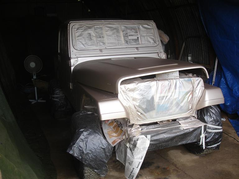 Qu'avez vous fait pour votre Jeep aujourd'hui ? - Page 4 Dsc02211
