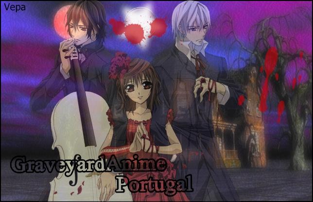 Graveyard Anime