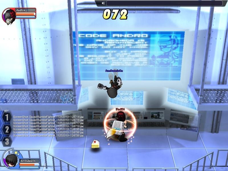 Dr. GUN, Developer Ohmossi Rumble14