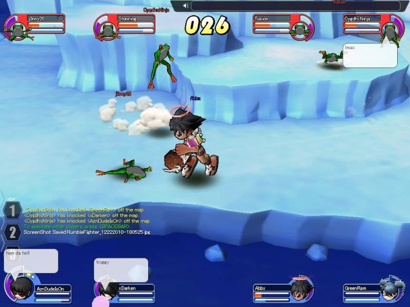 Abbx activated aimbot Rumble40