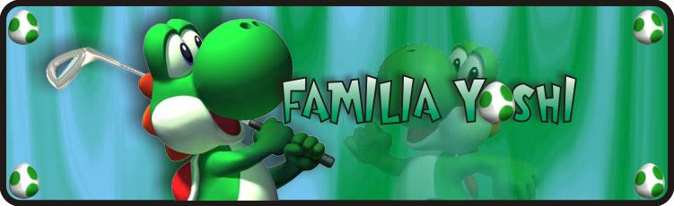 Familia Yoshi