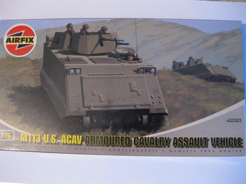 M113 U.S. ACAV [Airfix 1/76 ] ABANDON Photo109