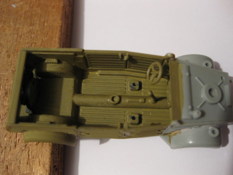 Kubelwagen ,WW.II Ground Vehicle Set [Academy 1/72 ] FINI! Photo110
